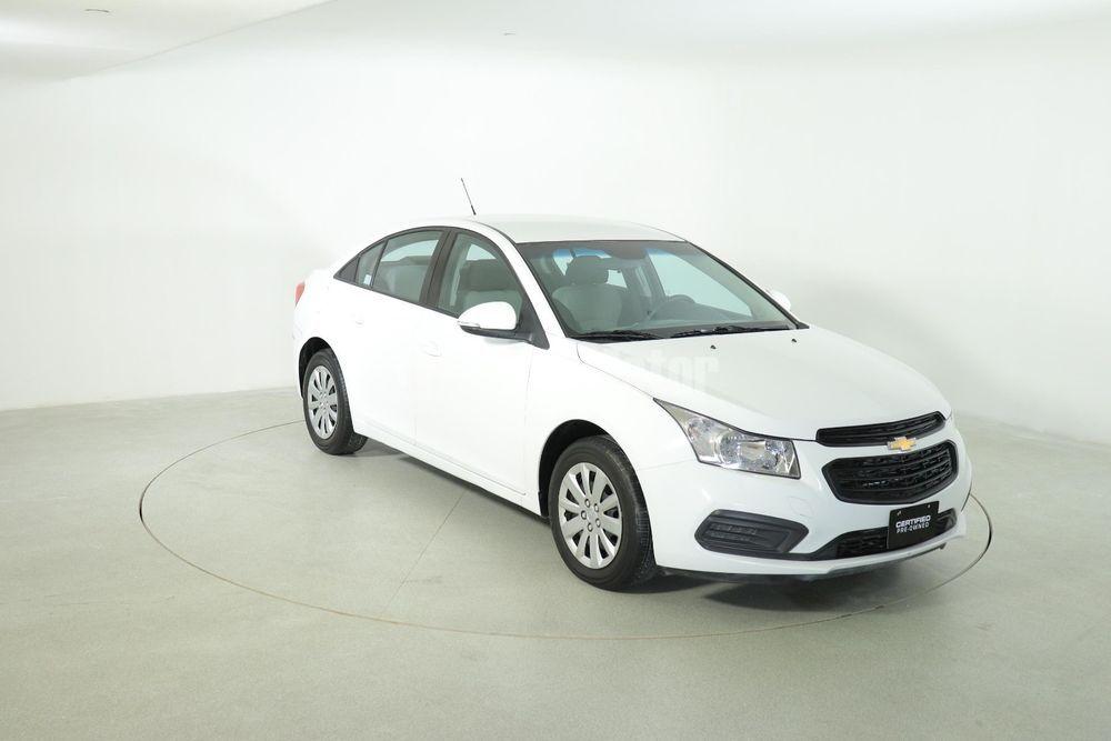 Used Chevrolet Cruze 2017