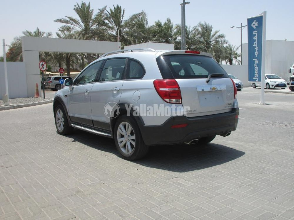 Used Chevrolet Captiva 2016