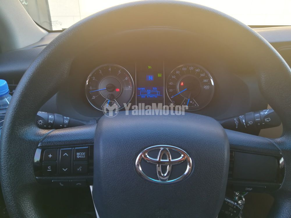 Used Toyota Fortuner 2.7L 2016