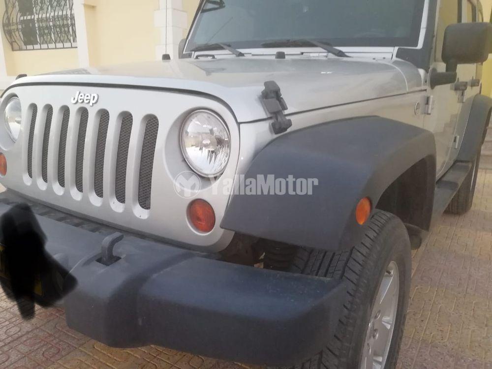 Used Jeep Wrangler 2012