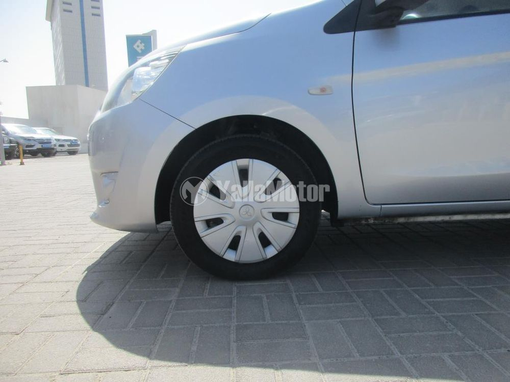 Used Mitsubishi Mirage 2014
