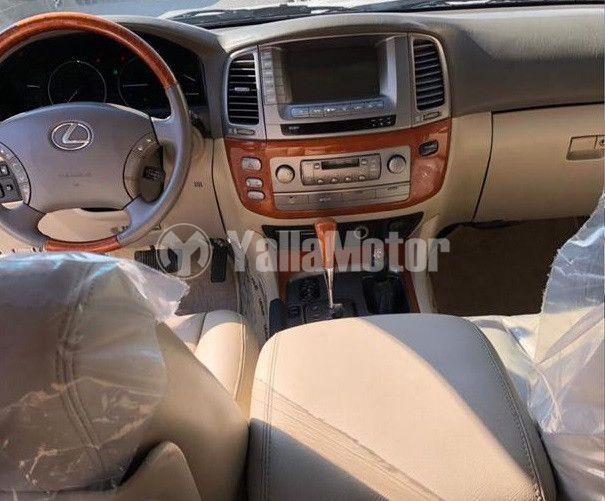 Used Lexus LX 470 2004 (849727) | YallaMotor com