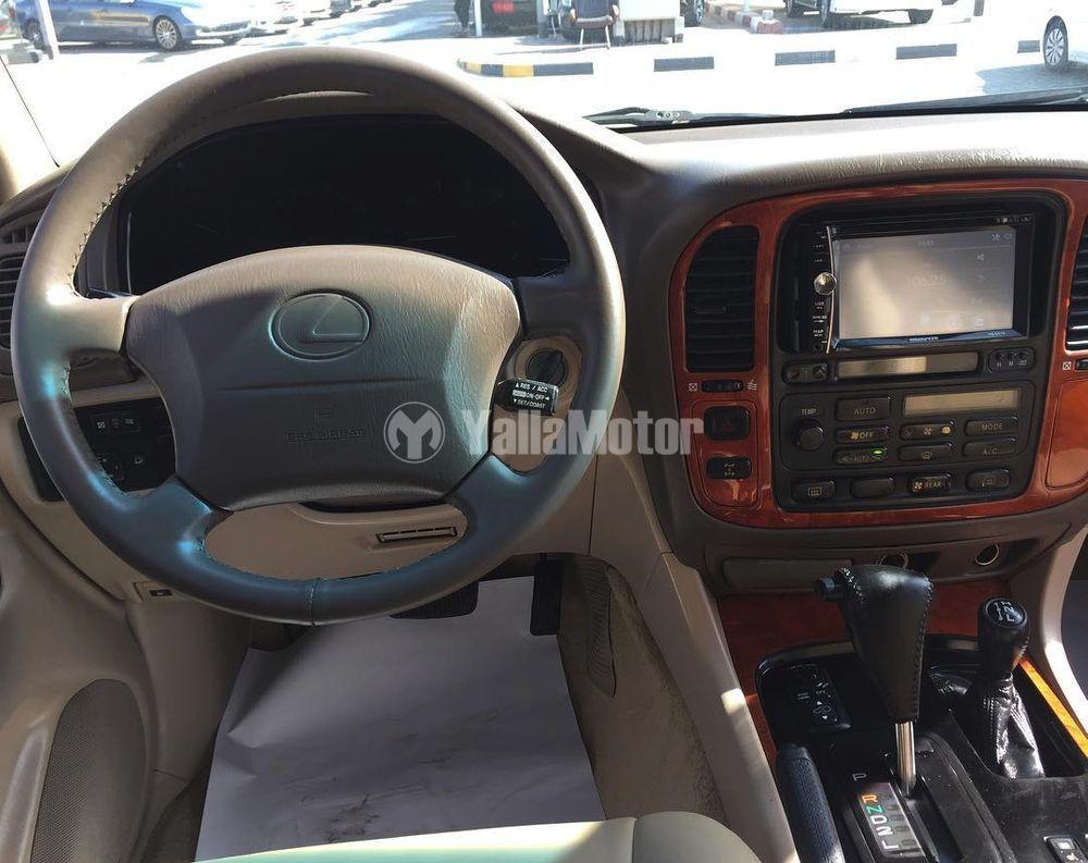 Used Lexus LX 470 1999 (849925) | YallaMotor com