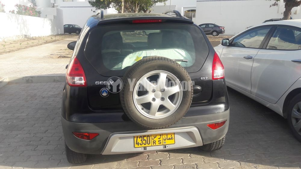 Used Geely GX2 2015