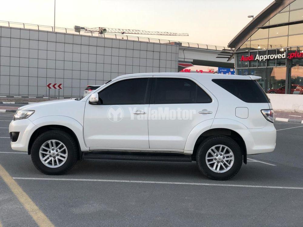 Used Toyota Fortuner 2014 (850609) | YallaMotor com