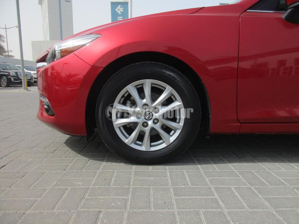 Used Mazda 3 2017