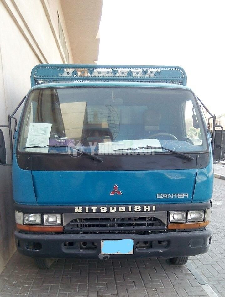 Used Mitsubishi Canter 1998 (850889) | YallaMotor com