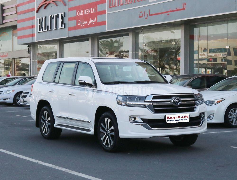 New Toyota Land Cruiser 5 7L GXR 2019