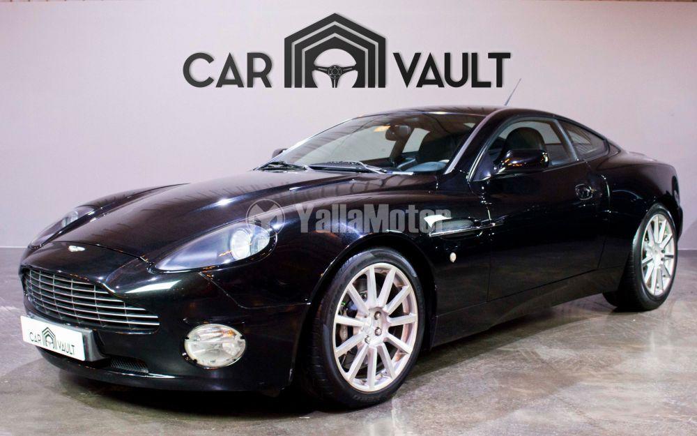 Used Aston Martin Vanquish V12 2006