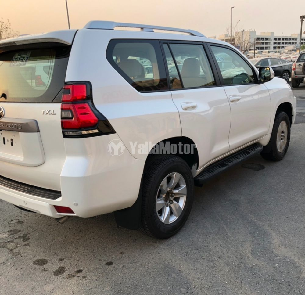 New Toyota Land Cruiser Prado 2.7L TXL1 2019