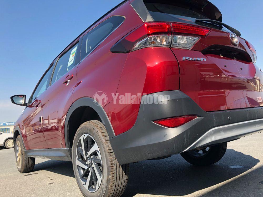 New Toyota Rush 1 5l Std 7 Seater 2019