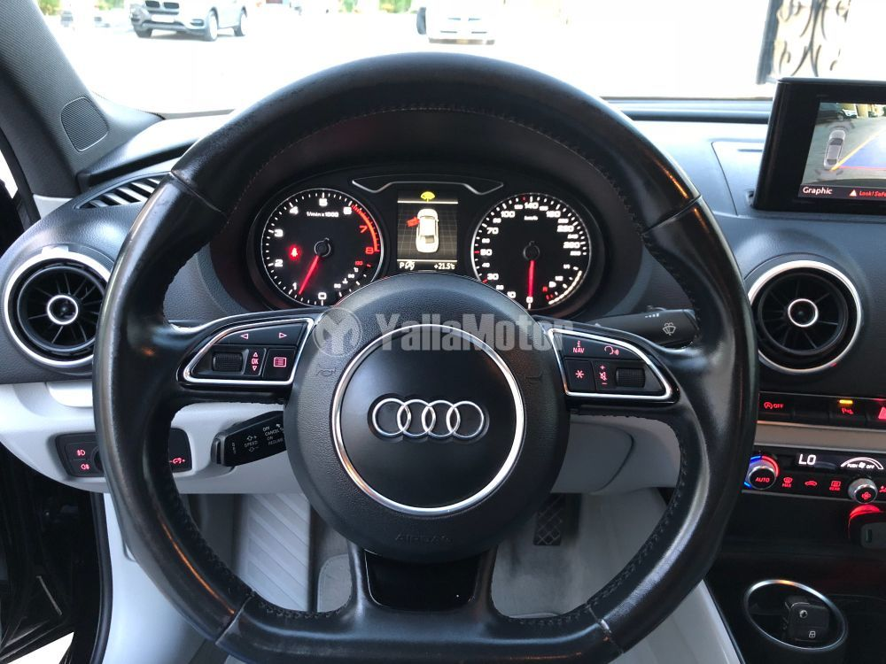 Used Audi A3 Sedan 2015