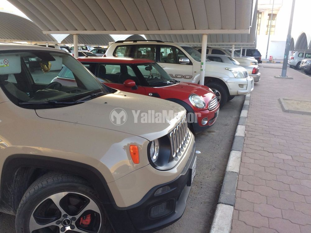 Used Jeep Renegade 2.4L Sport 4x2 2016