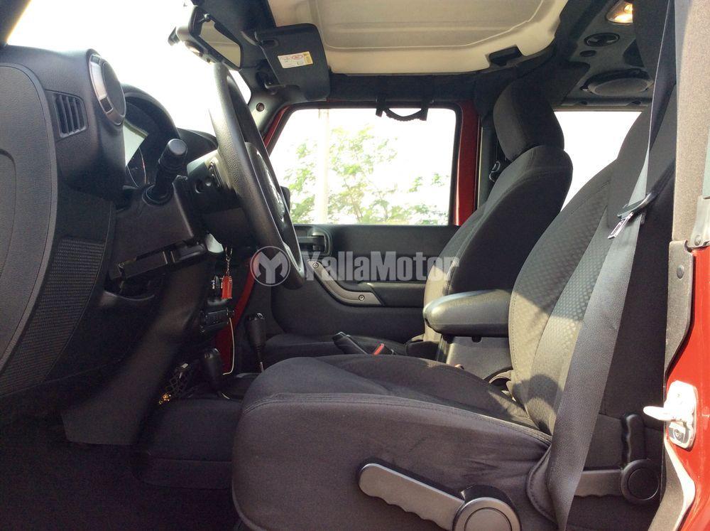 Used Jeep Wrangler 2013