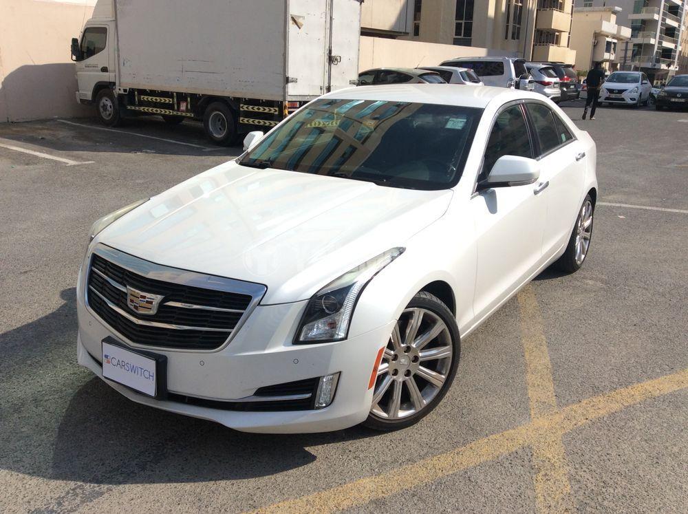 Used Cadillac ATS 2015