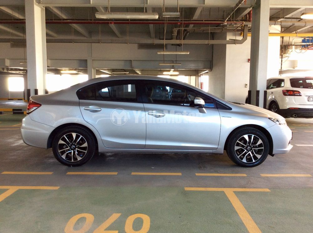 Used Honda Civic 2015