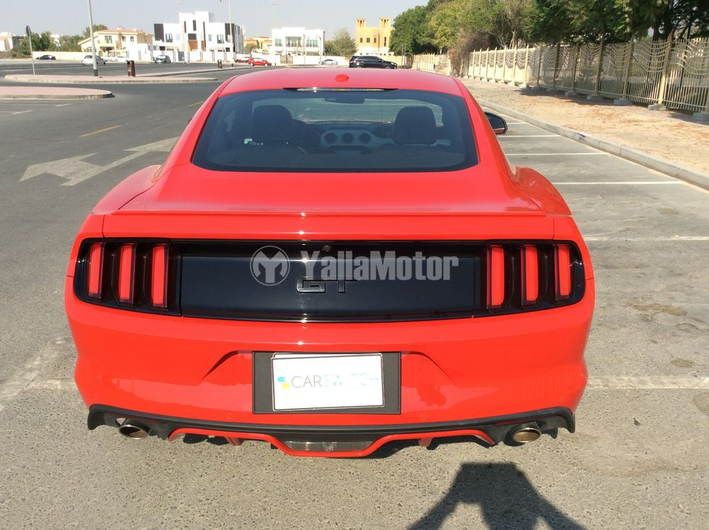 Used Ford Mustang 2017