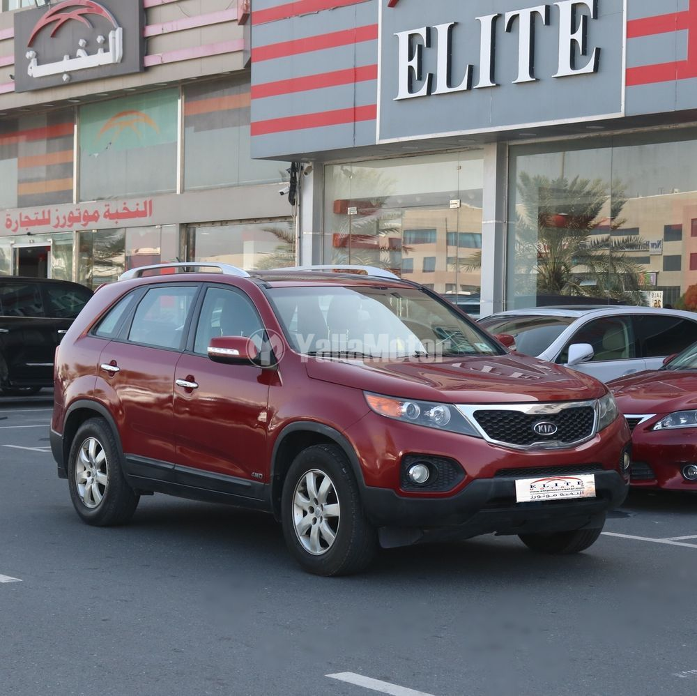 Used Kia Sorento 2.4L 5 Seater 2010
