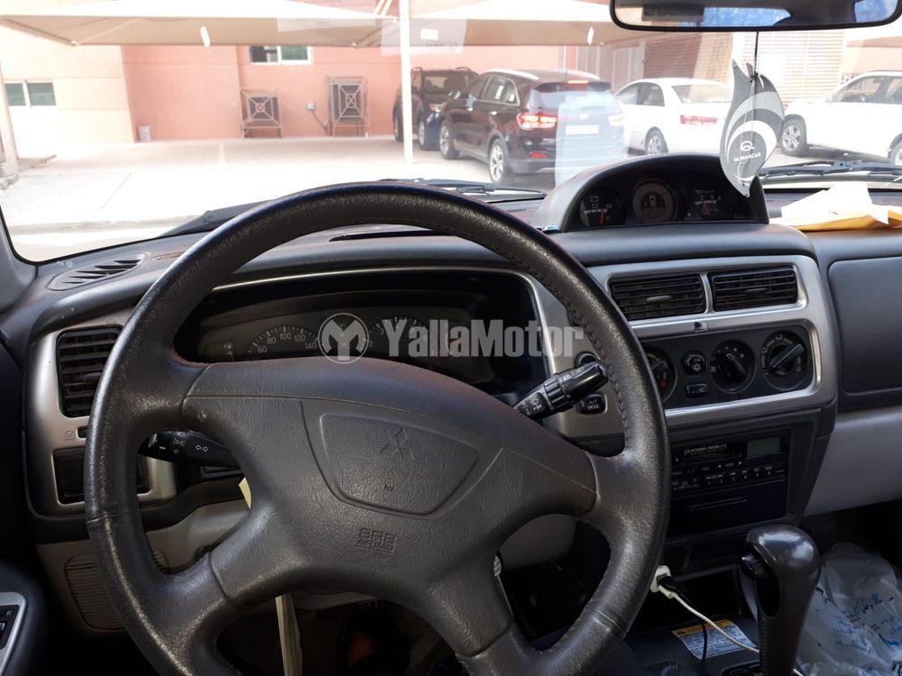 Used Mitsubishi Nativa SUV 2008