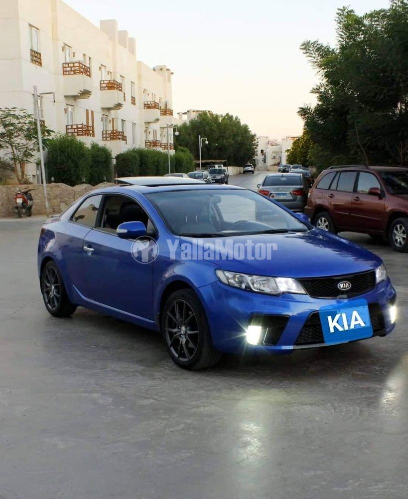 Used Kia Cerato Koup 1.6L Turbo 2011
