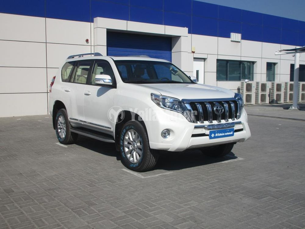 Used Toyota Land Cruiser Prado 2016