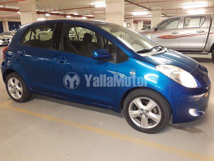 Used Toyota Yaris Hatchback 1.3L 2007 ...