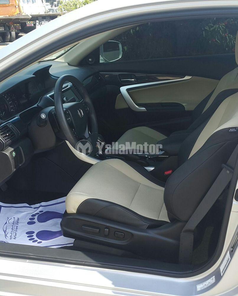 Used Honda Accord Coupe 3.5L V6 + Navigation 2015 (781966) | YallaMotor.com