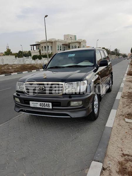 Used Toyota Land Cruiser 2003