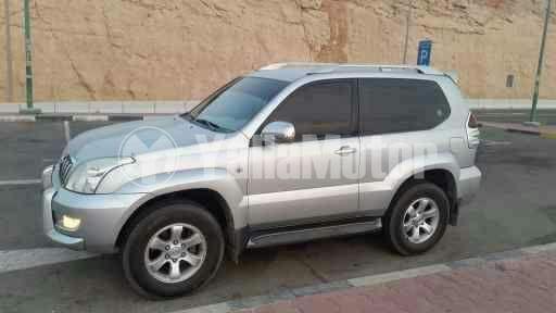 Used Toyota Land Cruiser Prado 3 Door 2 7l Gxr 2008