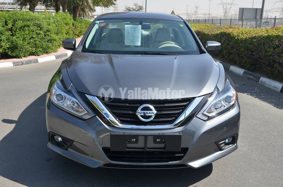 New Nissan Altima 2.5 SV 2018