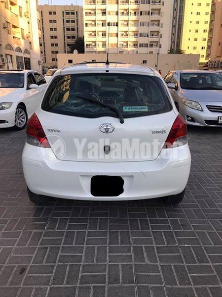 Used Toyota Yaris Hatchback 2011 (778282) | YallaMotor com