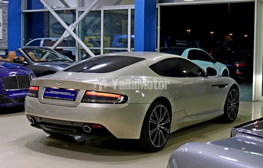 Used Aston Martin Virage 2013 778435 Yallamotor Com