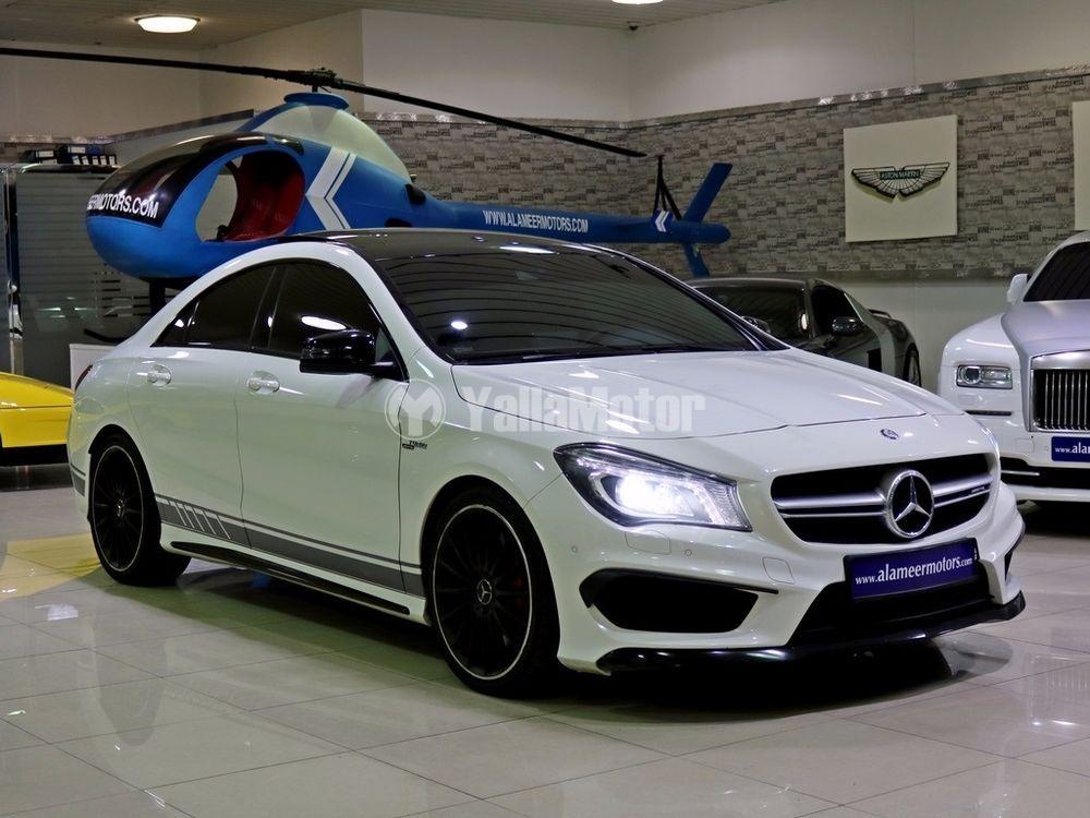 Used Mercedes-Benz CLA 45 AMG 2.0 2015 ...