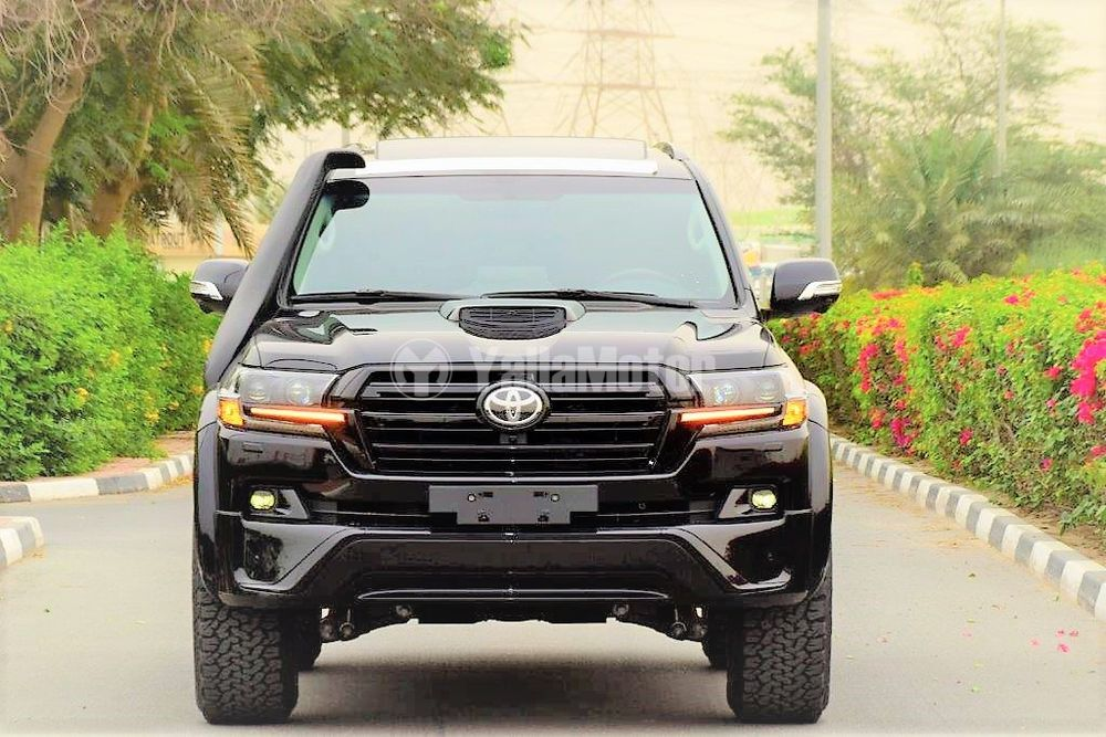 New Toyota Land Cruiser V8 Turbo Diesel 2018