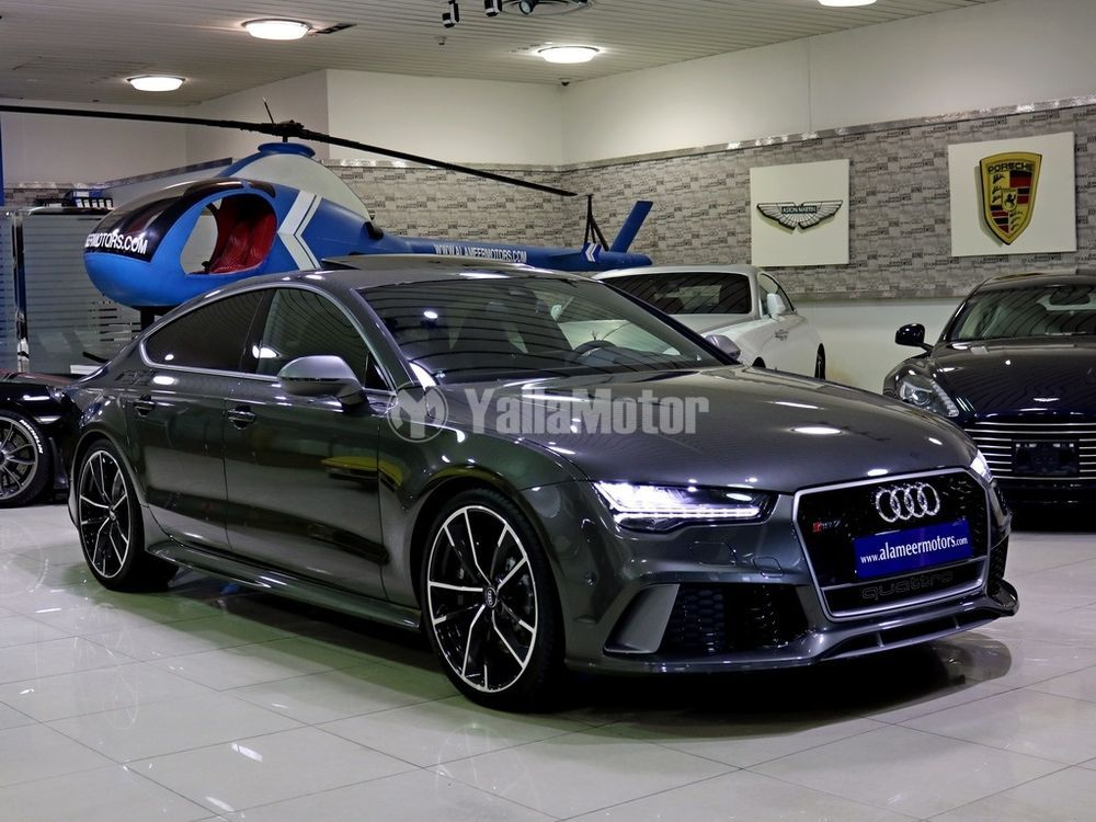 Used Cars Mobile Al >> New Audi RS7 2018
