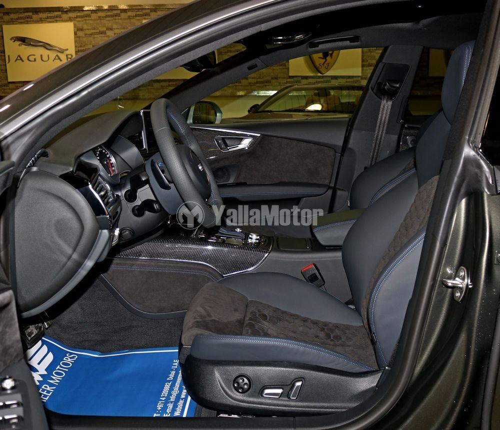 New Audi RS7 2018