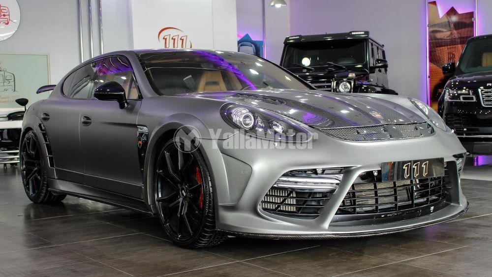 Used Porsche Panamera 2012 792110 Yallamotor Com
