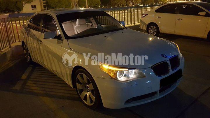 Used BMW 5 Series 530i 2005 (792707) | YallaMotor com