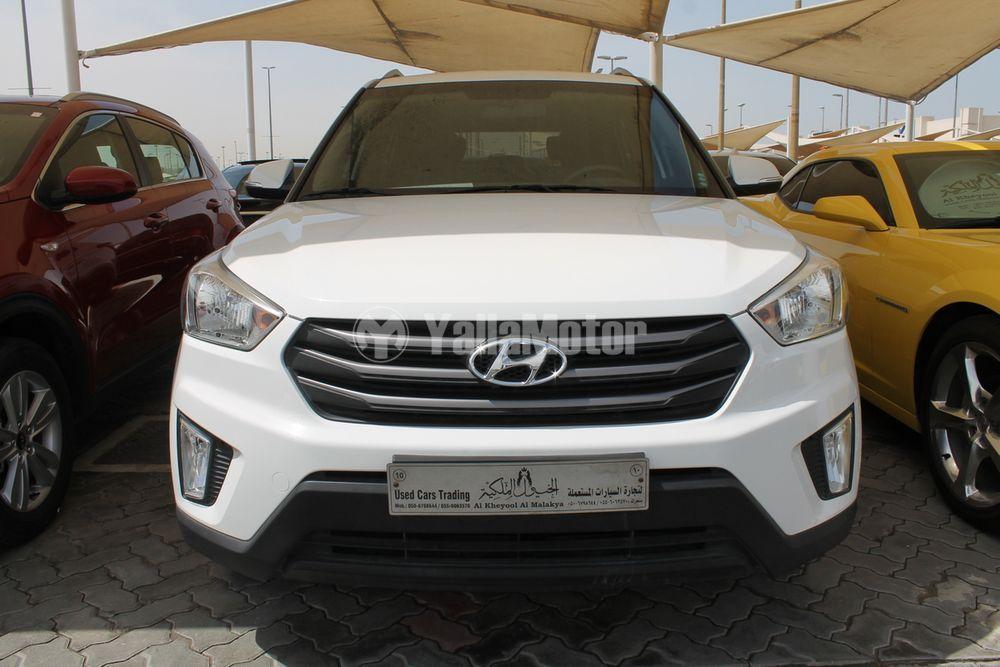 Used Hyundai Creta 1 6l Basic 2017 793293 Yallamotor Com