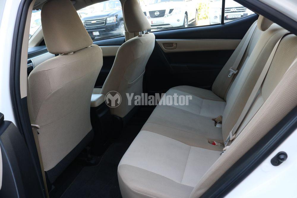 Used Toyota Corolla 1 6l Xli 2015 793647 Yallamotor Com