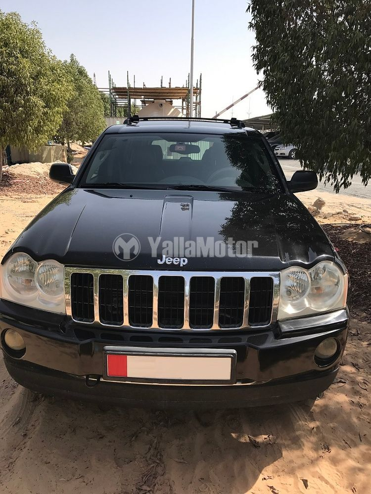 ... Used Jeep Grand Cherokee Limited 2005 ...