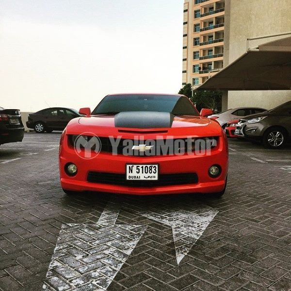 Used Chevrolet Camaro Coupe 6.2L SS (Automatic) 2010 Car