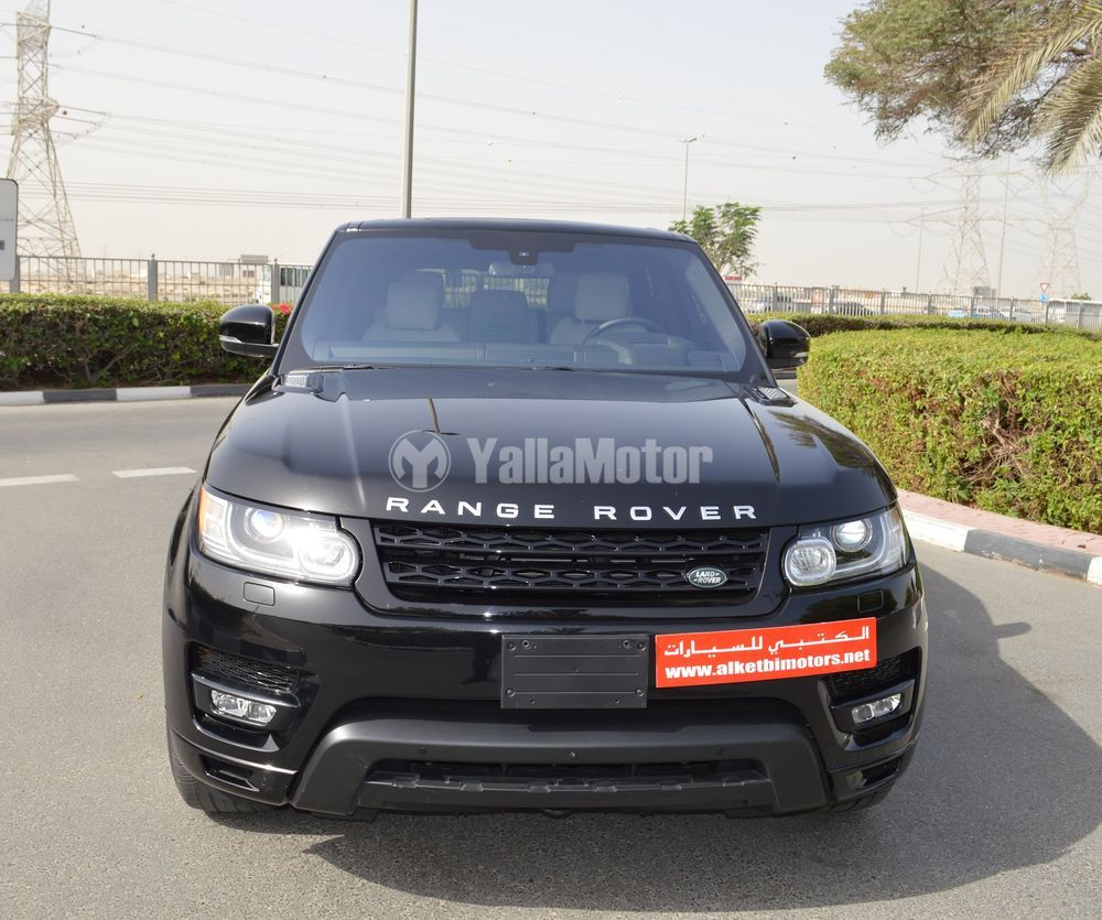 Used Land Rover Range Sport Supercharged 2016 790278