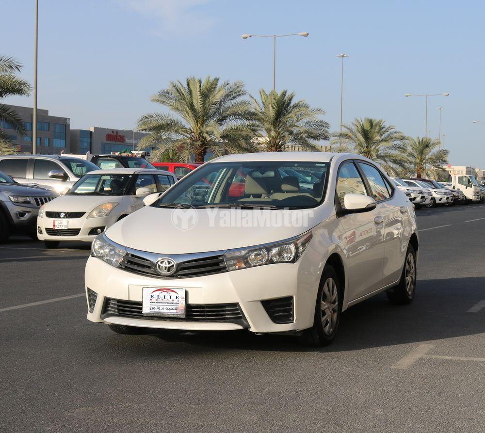 Used Toyota Under 5000: Used Toyota Corolla 2014 (790917)