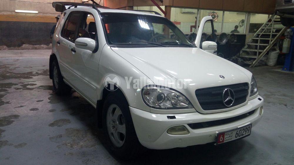 ... Used Mercedes Benz ML350 2003 ...