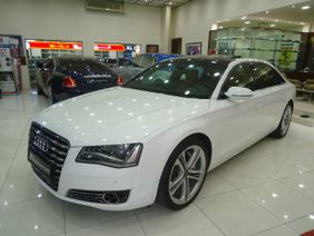 Audi A L Used Cars For Sale In UAE YallaMotorcom - Used audi a8l for sale