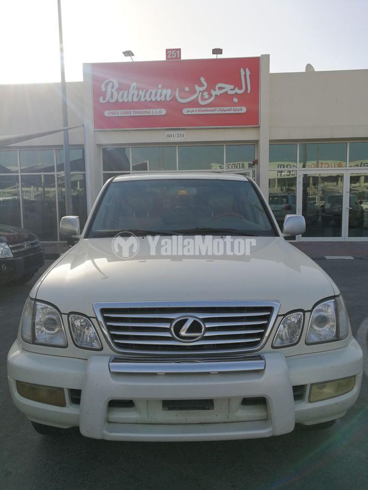 Used Lexus LX 470 1999 (795552) | YallaMotor com