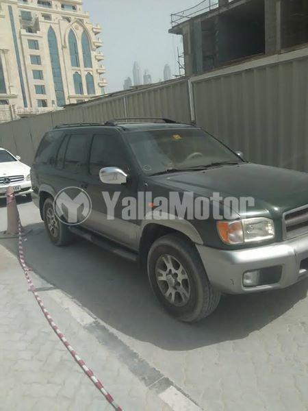Used Nissan Pathfinder 2000 (798499) | YallaMotor com