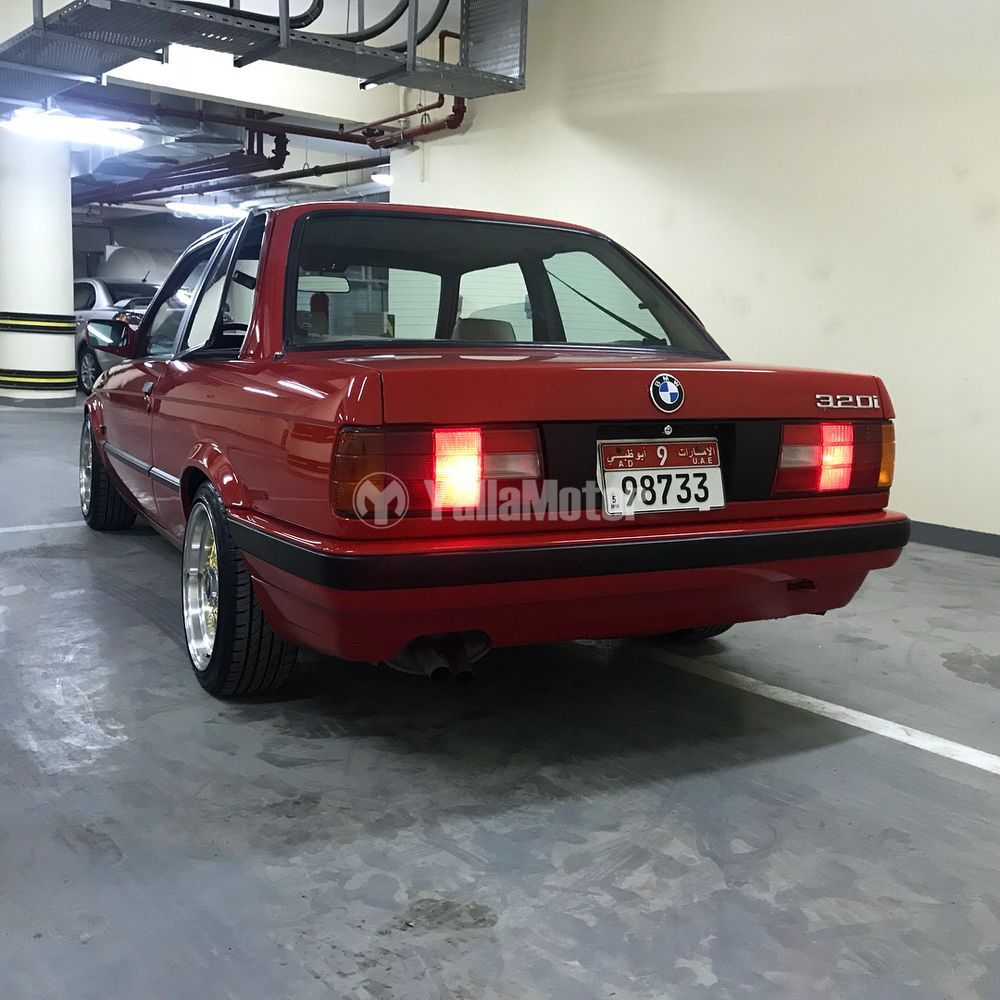 Used BMW 3 Series Coupe 320i 1988 (799654)