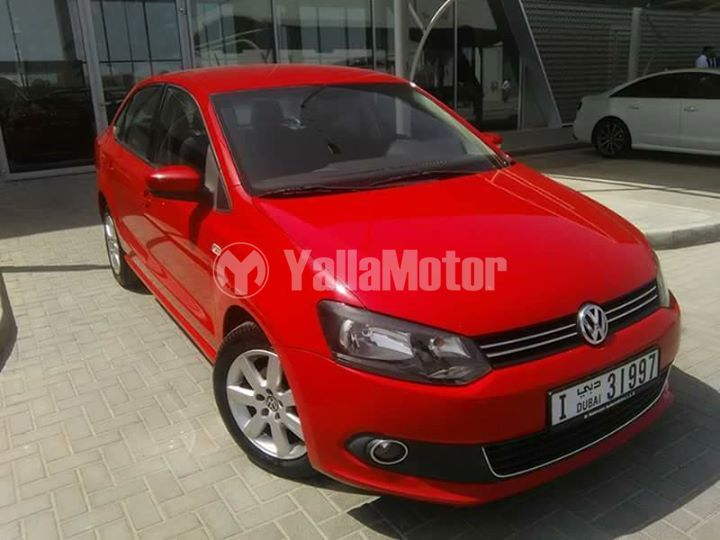 Used Volkswagen Polo 2013